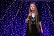 9-річна рівнянка Дар'я Бугайчук стала лауреаткою на співочому «Вернісажі» (Фото)