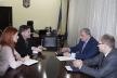 Прокурор Рівненщини та представники ОБСЄ обговорили стан злоччиності в регіоні та роботу правоохоронних органів