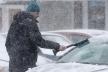 З понеділка у Рівному очікують мокрий сніг