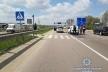 На Рівненщині у ДТП постраждав пішохід (Фото)