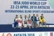 Рівненські дзюдоїсти вибороли медалі на Кубку світу з дзюдо серед спортсменів з вадами зору