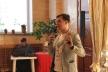 На другому книжковому фестивалі у Черкасах презентував свої книжки і відомий письменник з Рівного