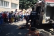 Справжнє водяне шоу влаштували рятувальники Дубенщини (Фото)