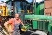 Рівненщина: голландець приїхав на «заробітки» в Яловичі, що на Млинівщині