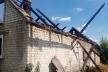На Рівненщині палав будинок (Фото)