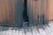 У Дубно невідомі підпалили гараж міського голови Василя Антонюка (Фото)