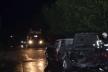 У Рівному вночі горіла іномарка (Фото)
