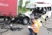 Поліція затримала власника маршрутки, у якій загинули водій та пасажири
