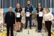 Рівненська патрульна завоювала третє місце на Чемпіонаті України з гирьового спорту серед дорослих