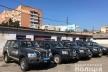 Автопарк поліції Рівненщини поповнився позашляховиками «Nissan Patrol» (Фото)