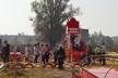 Дітлахи на Рівненщині перші в Україні випробовують дитячий майданчик на протипожежну тематику (Фоторепортаж)