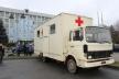 Шпиталь на колесах від Рівненщини – у подарунок військовослужбовцям