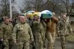 На Рівненщині попрощалися ще з одним героєм - Русланом Кондратюком