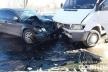 У Рівному внаслідок зіткнення двох автомобілів травмувався працівник поліції