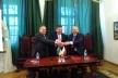 У Дубенському замку підписали історичну угоду (Відео)