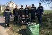 Острозькі рятувальники долучилися до акції «За чисте довкілля»