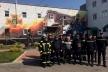 До рівненських рятувальників завітав ветеран пожежної служби Республіки Франції