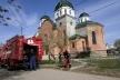 Гощанські рятувальники провели перевірку протипожежного водопостачання культових споруд