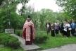 У Млинові пом'янули жертв політичних репресій й помолилися