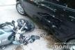 У Рівному в ДТП травмувався мотоцикліст