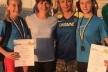 Рівненські легкоатлетки повернулися з медалями Чемпіонату України