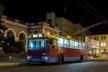 У Рівному відновлено рух «нічного» тролейбуса