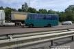 На автодорозі «Київ-Чоп» неподалік Рівного знову ДТП (Фото)