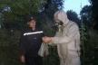 У Здовбиці рятувальники знищили кубло шершнів