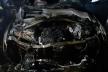 У Рівному ліквідували загорання автомобіля (Фото)
