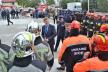 Рівненських рятувальників привітали з професійним святом