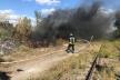 Протягом минулої доби рівненські рятувальники 3 рази виїжджали на ліквідацію загорань