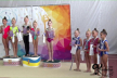 Рівненські гімнастки здобули перші перемоги