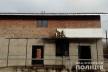 У Квасилові, що на Рівненщині, підпалили будинок (Фото)