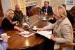 На Рівненщині обговорили створення Національного центру лікування та сімейної реабілітації ветеранів