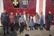 Демидівські старшокласники завітали у гості до рятувальників