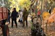 У рівненському парку культури та відпочинку імені Т. Шевченка висадили дерева (Відео)