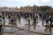 Видобуток бурштину на Рівненщині обіцяють врегулювати