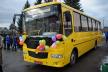 У Рівненській області для чотирьох шкіл придбали інклюзивні автобуси