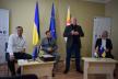 Олександр Данильчук привітав голів ОТГ з Днем місцевого самоврядування