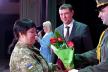 Урочистості до 28-річчя Збройних Сил України відбулись у Рівненському міському будинку культури