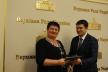 Заступницю Клесівського селищного голови відзначили у Києві