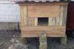 В Острозі встановили ще одну домівку для безпритульних тварин