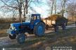 На Сарненщині загинув чоловік унаслідок падіння із трактора