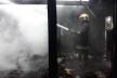 У житловому будинку на Острожчині гасили пожежу