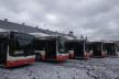 У Рівному курсуватимуть п'ять нових автобусів (фото)