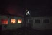 Здолбунівський район: рятувальники ліквідували пожежу в господарчій будівлі
