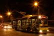 У Рівному нічний тролейбус припинить свій рух