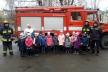 Здолбунівські рятувальники провели урок безпеки для дошкільнят