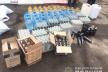 У Демидівці поліція вилучила понад пів тонни фальсифікованого алкоголю цигарки без акцизу