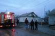 На Кореччині під час пожежі вонеборці врятували сина власника господарства